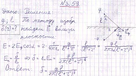 Точечный заряд q находится на расстоянии l от проводящей безграничной плоскости